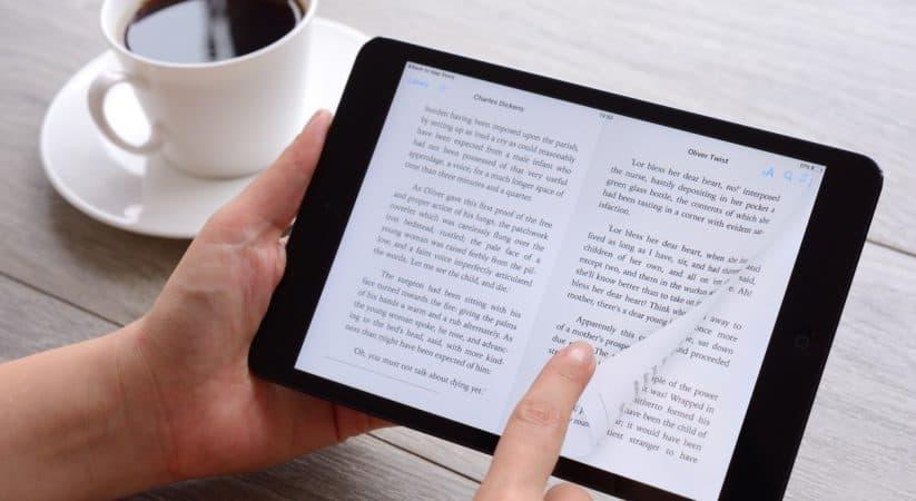 Webwinkels lopen voorop met verkoop titels voor e-reader