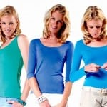Qolors: webshop met basic dames shirts