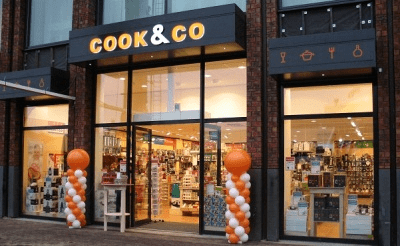 Cook&Co gaat als webshop verder