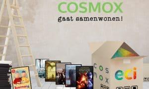 Cosmox stopt en gaat over in ECI