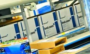 In webshop bol.com advertenties van fabrikanten