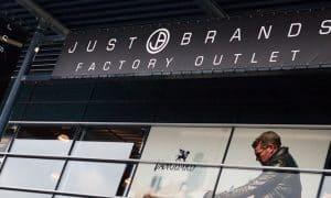 Just Brands outlet in webshop