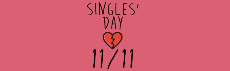 Singles Day 2017 in Nederland