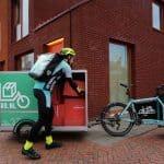 Wehkamp start met bezorging op de fiets