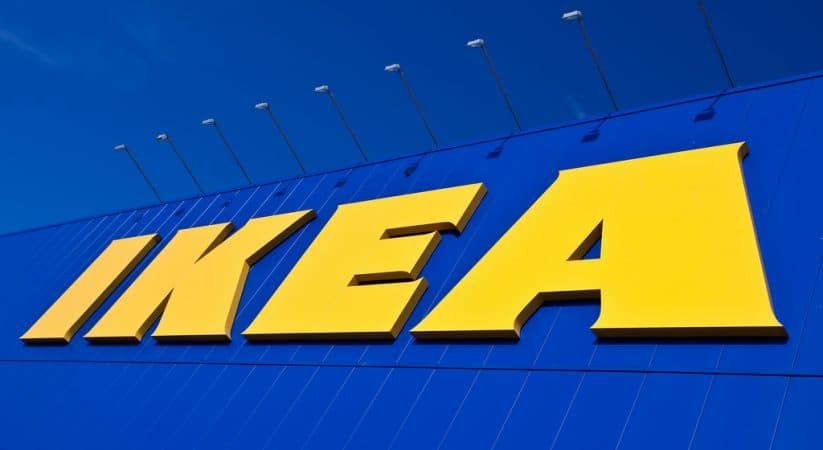 IKEA start met online bestellen en bezorgen in België