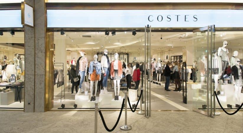 Costes Webshop review: online kopen bij Costes