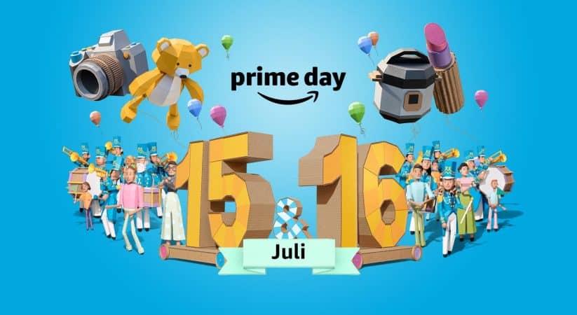 Amazon Prime Day 2019 in Nederland